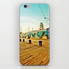Island On The Coast iPhone & iPod Skin