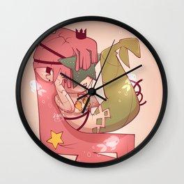 Cordless Wall Clock