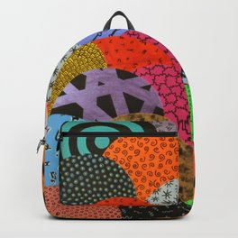 bubbling over Backpack