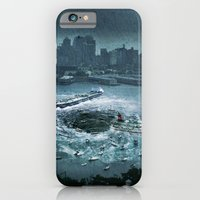 The Big Swallow iPhone 6s Slim Case
