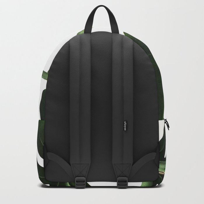 Monsterra Leafs Photography Backpack