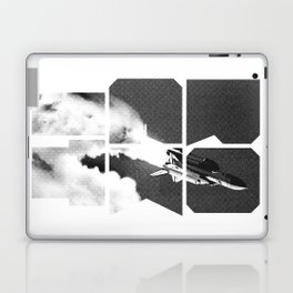 ROCKIT (Black on White) Laptop & iPad Skin