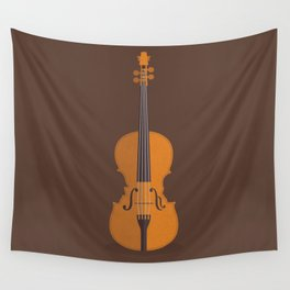The Case of the Curious Stradivarius Wall Tapestry