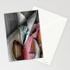 Pointed References. Stationery Cards