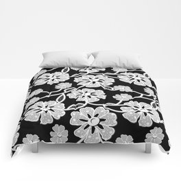 50's Lace Comforters