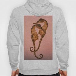 Sea horse in love Hoody