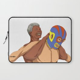 Full Nelson Mandela Laptop Sleeve