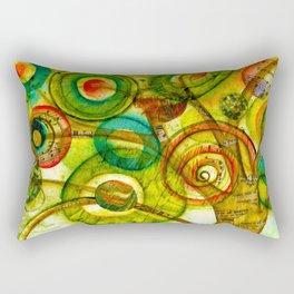 Be, Grow, Thrive Rectangular Pillow