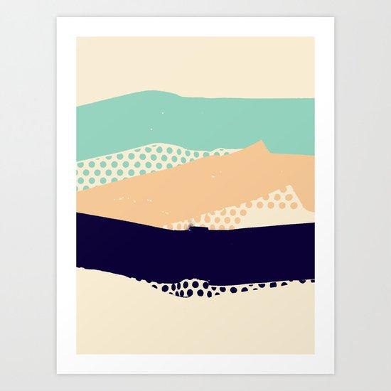 Offing — Matthew Korbel-Bowers Art Print
