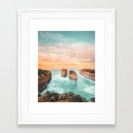 Port Campbell Sunrise - Australia Framed Art Print