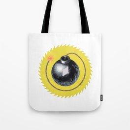 Time Bomb Tote Bag