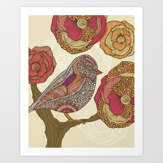 Vera Art Print