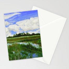 Shark Valley Landscape 1 Stationery Cards