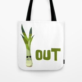 Chill out veggie Tote Bag