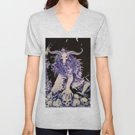 The Bone Collector Unisex V-Neck