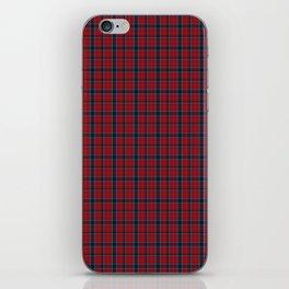 MacTavish Tartan iPhone Skin
