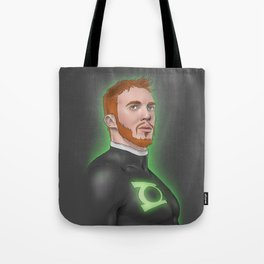 Guy Gardner Tote Bag