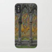 doors iPhone & iPod Cases featuring Doors by Nicholas Bremner - Autotelic Art