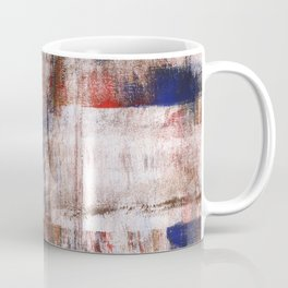 Multicolored abstract painting Coffee Mug