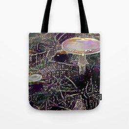 Amanita and Another Tote Bag