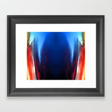 Rising up Framed Art Print