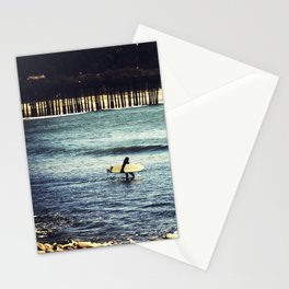 Longboard Pier Stationery Cards