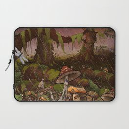 A Forest Alive Laptop Sleeve