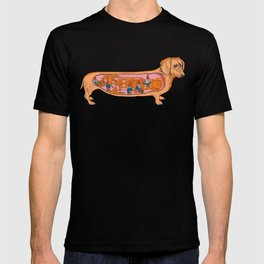 Secrets of the Dachshund  T-shirt