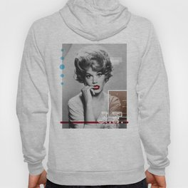 J.F. Collage Hoody