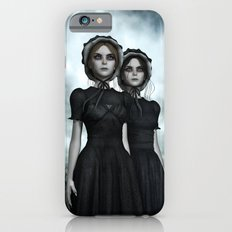 Deadly Halloween Twins – They are coming iPhone 6s Slim Case