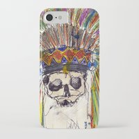 indiana jones iPhone & iPod Cases featuring Indiana jones till the end by MGNFQ