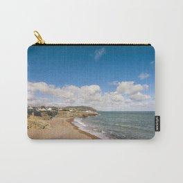 Irish sunny beach Carry-All Pouch