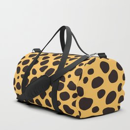 Cheetah Pattern_A Duffle Bag