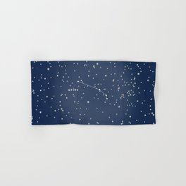 ARIES - Astronomy Astrology Constellation Hand & Bath Towel