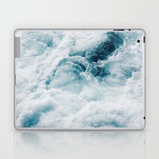 sea - midnight blue storm Laptop & iPad Skin