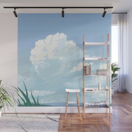 Cloudfront Wall Mural