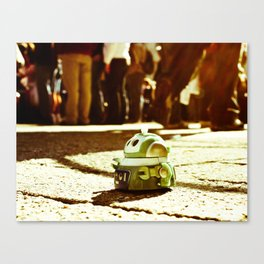 urban parade  Canvas Print