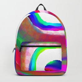 Space Rainbow Backpack