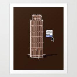 Italyc Art Print