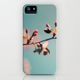 dreaming 3 iPhone Case
