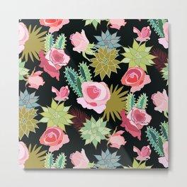 California Rose Garden Metal Print