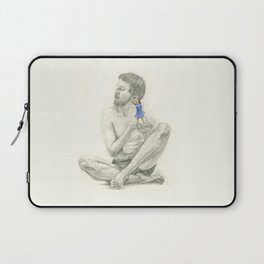 La deshumanización Laptop Sleeve
