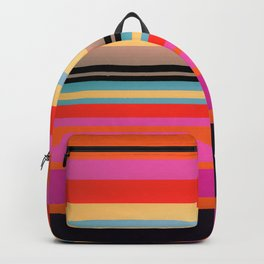 Sunset Stripes Backpack