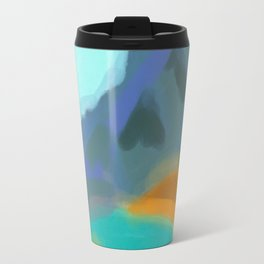 Purple Love and Majesty Travel Mug