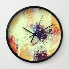 Slow Burn Wall Clock