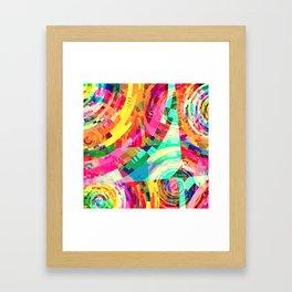 Playa del Carmen Sun, No. 2 Framed Art Print