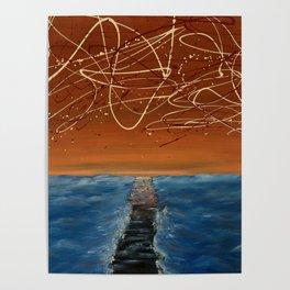 Death Of A Boardwalk Poster