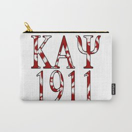 Kappa Alpha Psi 1911 Design Carry-All Pouch