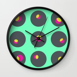 D_GRAU Wall Clock