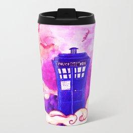 Tardis Colour Travel Mug